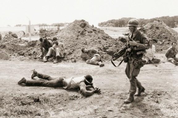 США вторглись на Гренаду