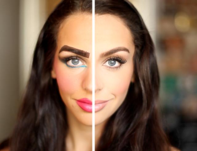 Какие ошибки совершают женщины при макияже лица