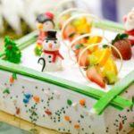 Лучшие десерты на Новый год