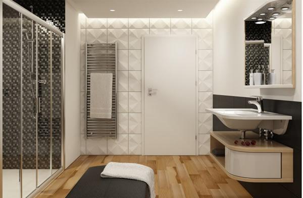Несколько идей для ванной комнаты