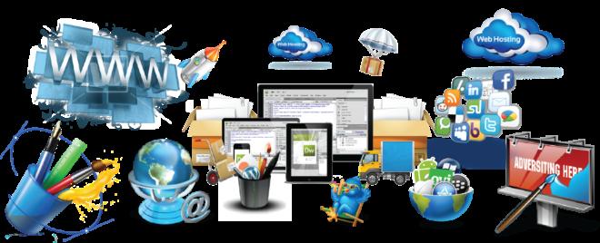 дизайн и структура вашего сайта