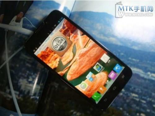 ZTE готовит четырехъядерный смартфон с 5 дюймовым экраном 1080p