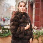 Как выбрать модную и современную шубу. Где сдать мех в химчистку в Москве?