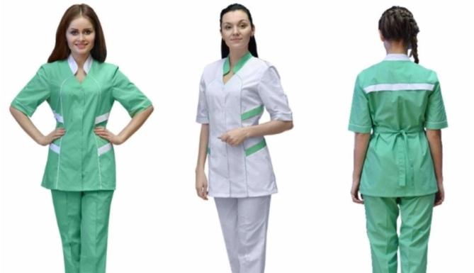 Оптовая покупка медицинской одежды
