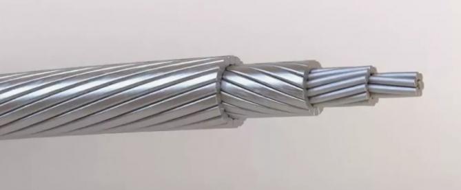- Неизолированные провода для воздушных линий